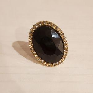 Gorg huge black ring